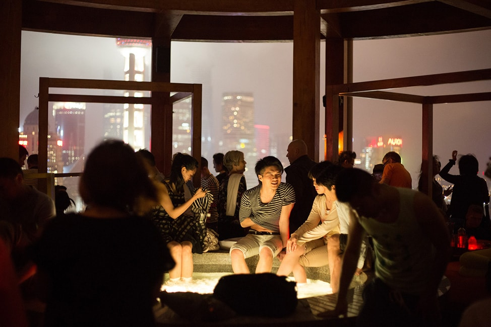 Shanghai nightlife guide to rooftop bars