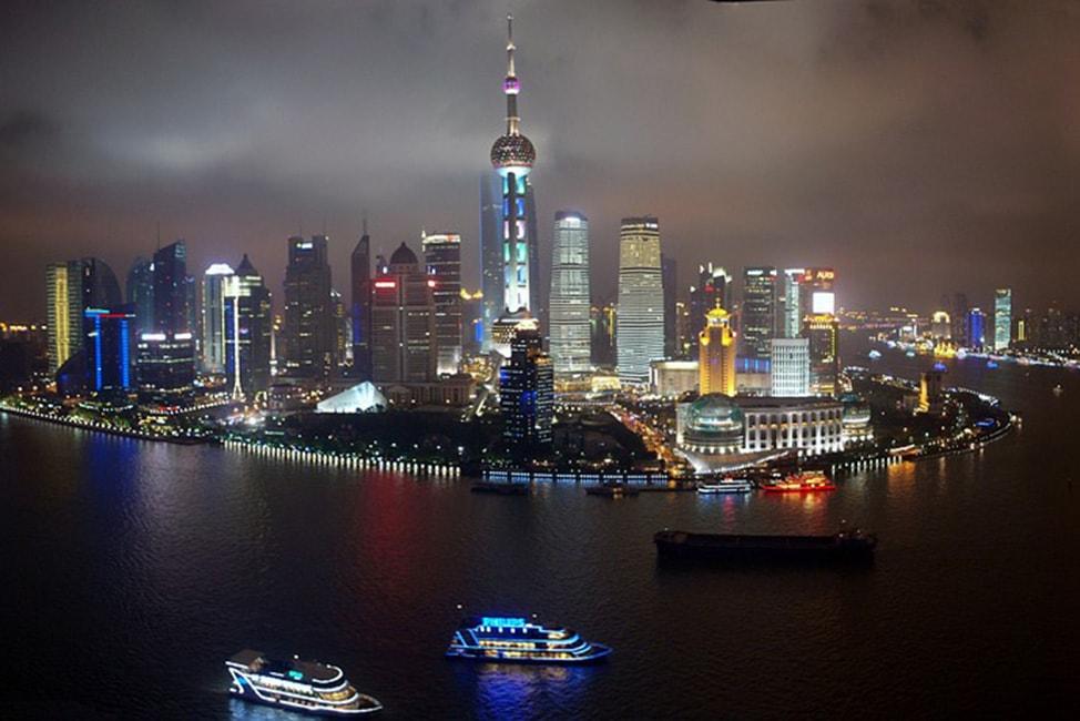 Shanghai Nightlife Guide to Roof Top Bars