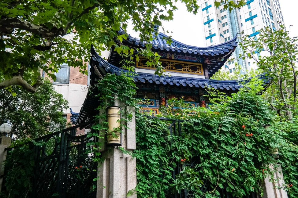 Shanghai walking tour