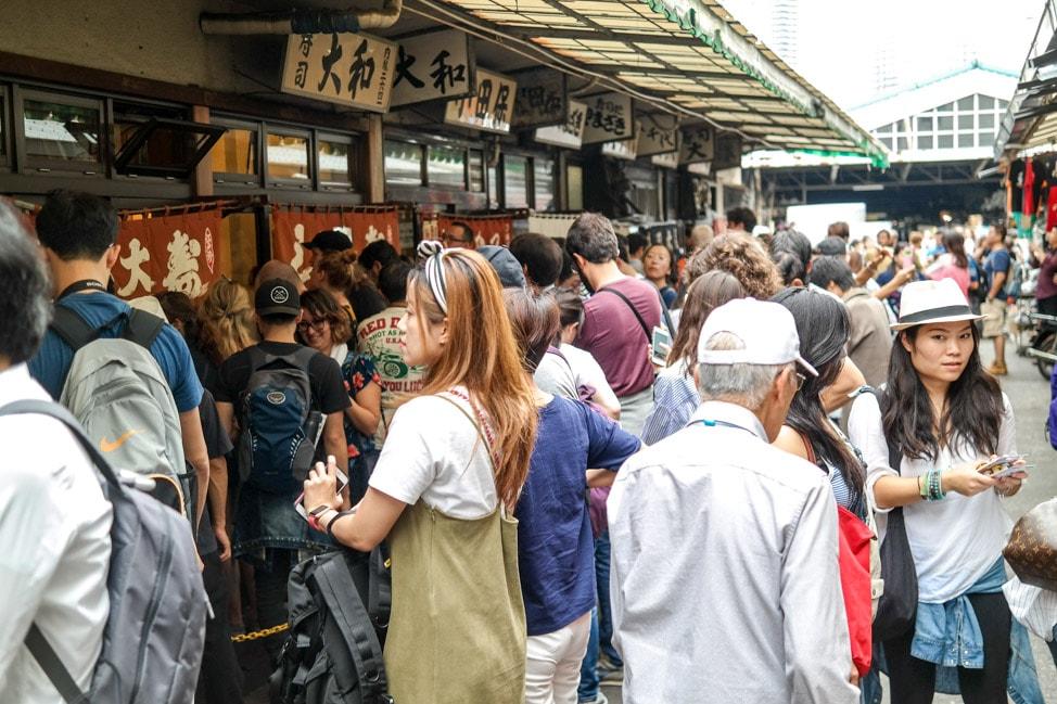 Tsukiji Fish Market Guide