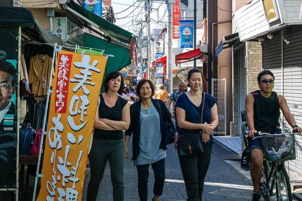 Tokyo Food Tour