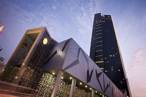 five star hotels in Doha