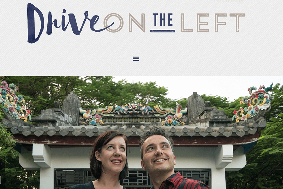 Drive on the Left expat eBook