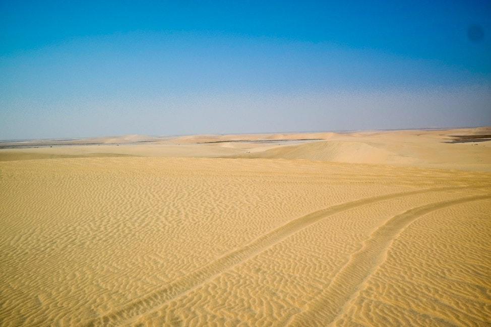 desert safari doha