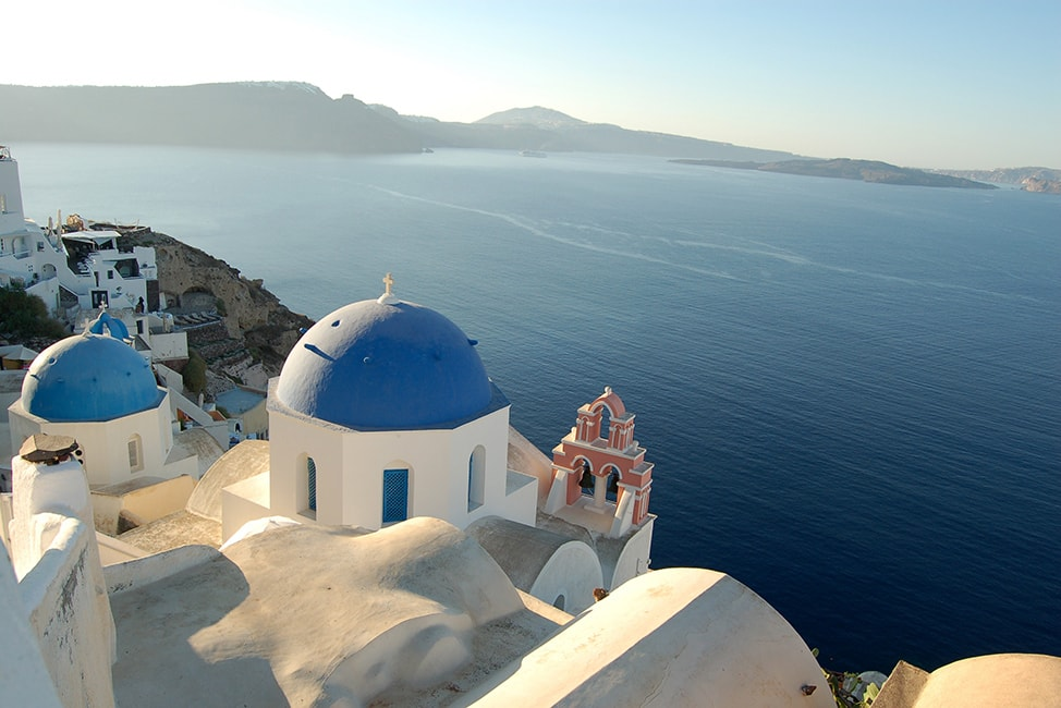 planning a trip to Greece