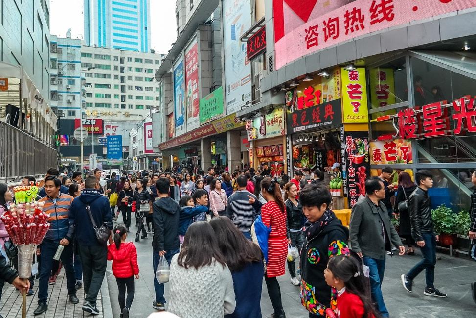 Shenzhen expat life