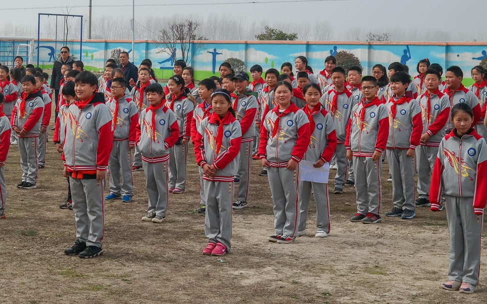 Heart-to-heart excursion to Anhui Province