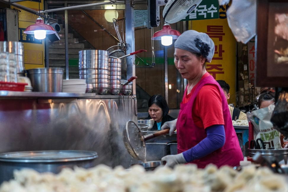 Sampling Korean Cuisine with Secret Food Tour Seoul - Drive